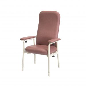 SQUARE Ansa Euro Hi back Chair