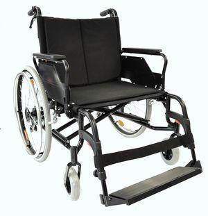 Titan Heavy Duty Wheelchair
