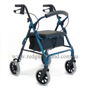 SQUARE  RG4206AC 8'' Pacer walker
