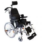 Serena Tilt Recline Carers Wheelchair