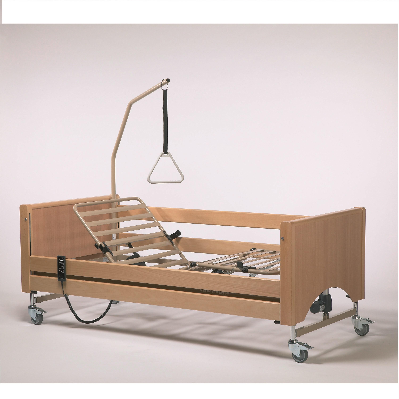 Redgum Luna High Low Nursing Bed Metro Mobility