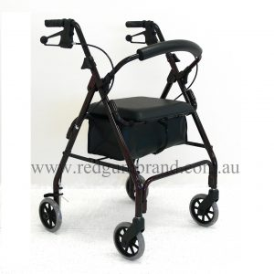 Square Mini  RG4205AB 6'' Pacer walker
